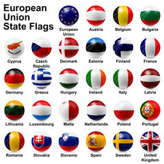 european union state flags