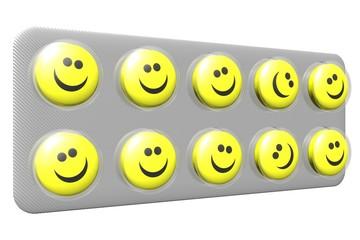 fröhliche Pillen