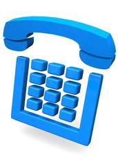 TELEPHONE - 3D