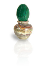 malachite egg onyx