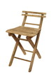 Old Folding Wooden Chair