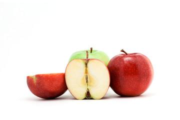 Reif, Apfel