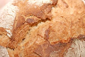 Knusprige Brotkruste