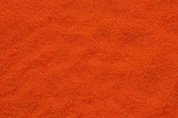 Red bath salt background