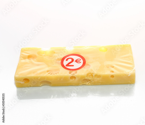 Portion d'Emmental