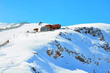 Cordilheira dos Andes, Chile