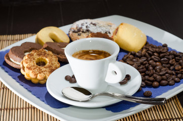 ricca colazione