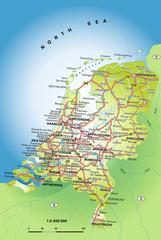 Niederlande 2 Mio