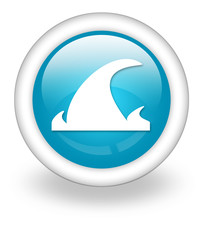"Light Blue Icon ""Tsunami"""