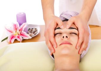 Face Massaging