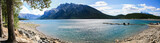 Panorama lake Minnewanka