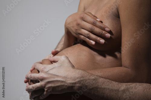 coppia che aspetta un bambino