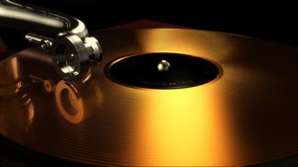Gramophone & Record