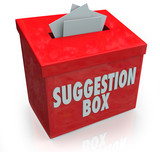 Suggestion Box Ideas Submission Comments