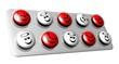 10 Teufelchen und Engelchen-Tabletten