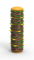 Hamburger Tower