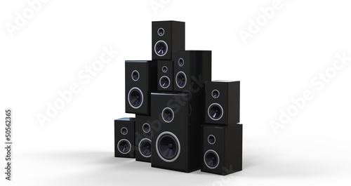 Many Black Speakers