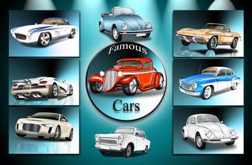 Berühmte Autos
