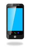 Touch Screen Smart Cell Phone