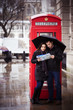 Honeymooners in London