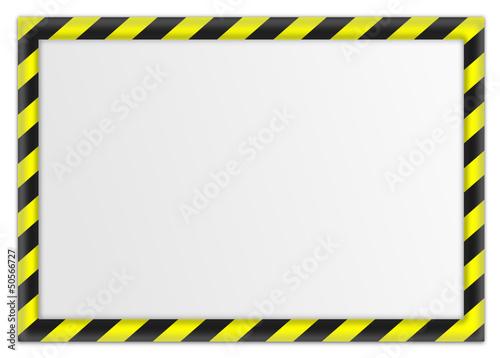 warntafel gelb schwarz stockfotos und lizenzfreie vektoren auf bild 50566727. Black Bedroom Furniture Sets. Home Design Ideas