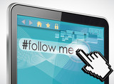 tablette tactile recherche : follow me