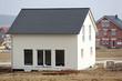 Fast fertiges Einfamilienhaus