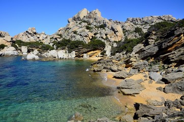 Sardinien Küste Meer