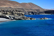 Ajuy coast in Fuerteventura, Canary Islands, Spain