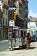 kiosque à sandwich chromé de Philadelphie