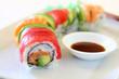 Sushi, Rainbow Roll