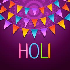 holi festival background