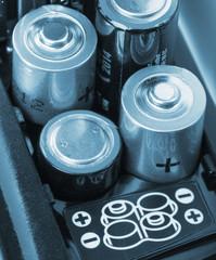Loading batteries