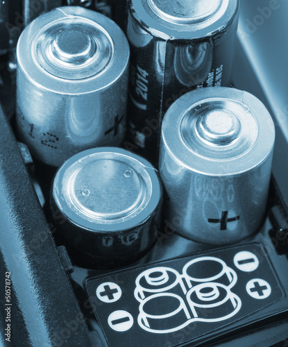 Loading batteries - 50578742