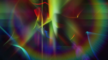 Gaudee - Colorful Abstract Video Background Loop