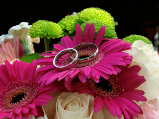 rings on a daisy