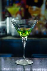 cocktail con fiamma