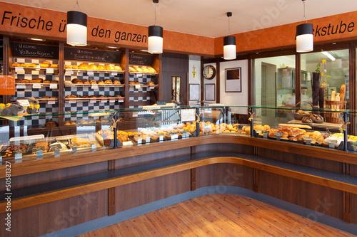 moderne bäckerei - 50581327