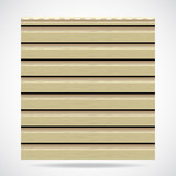 Siding texture panel wood color