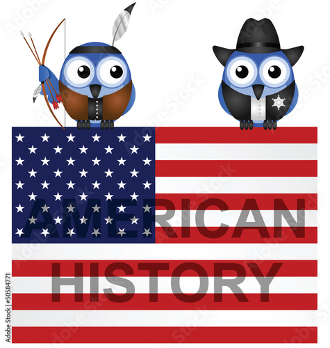 American History Flag