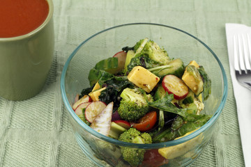 Healthy Mixed Salad