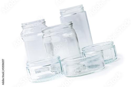 Altglas Weißglas - 50586317