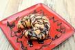 sweet chocolatecroissant