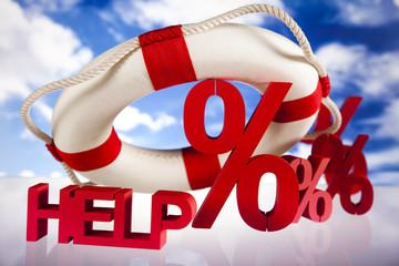 Help in finance crisis