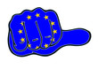 Daumen neutral für die EU