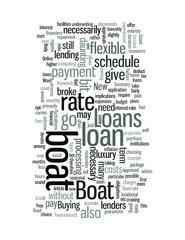 New Boat Loans