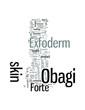 Постер, плакат: Obagi Exfoderm Forte Skin Care