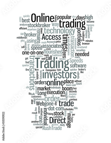 Online Trading Speeds Up
