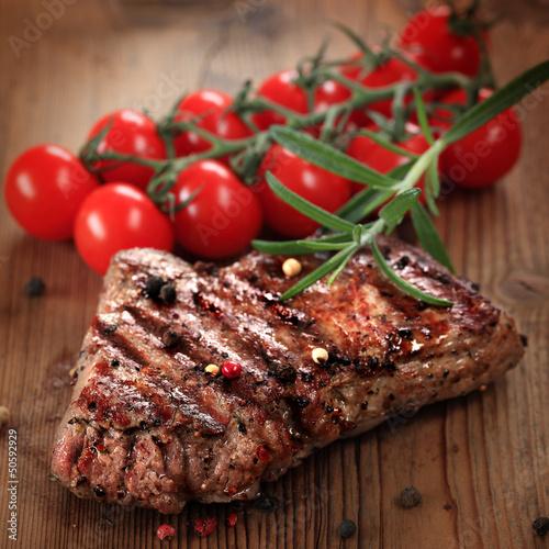 Fototapeten,steak,rind,steak,gegossen
