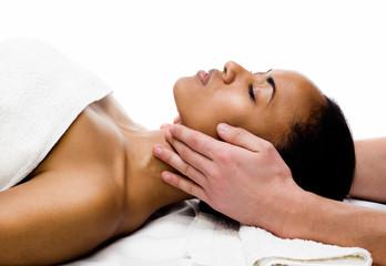 facial massage